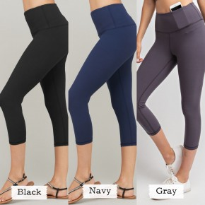 The Most perfect CAPRI leggings in all the land!!