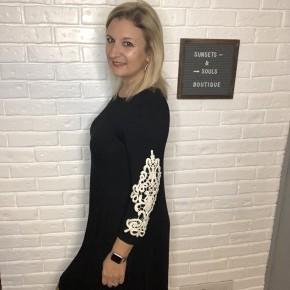 Little Bit of Lace dress *Final Sale*