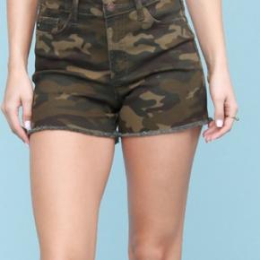 Judy Blue Camo Shorts