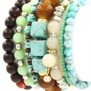 Turquoise Stacker Bracelet