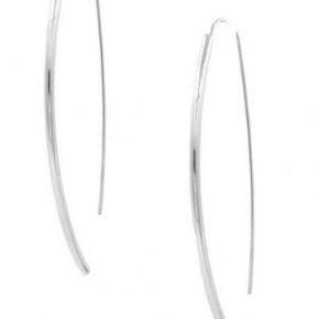 Simple Elegance Threader Earrings