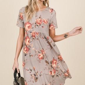 Feelin' Fall Dress *Final Sale*