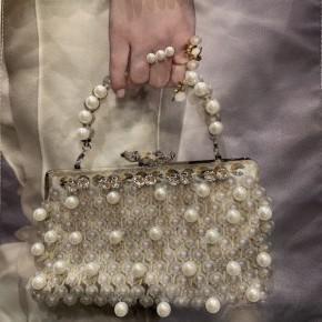 Handbag Pearls Graphic Tee