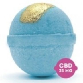 Pain Reliever- 5 oz CBD Bath Bomb