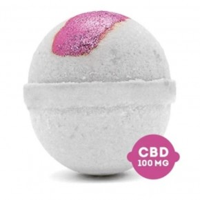 Pure- 5 oz CBD Bath Bomb