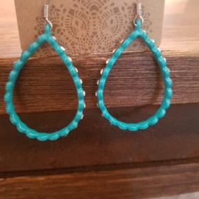 Turquoise Teardrops