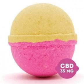 Shea Skin Healer- 5 oz CBD Bath Bomb