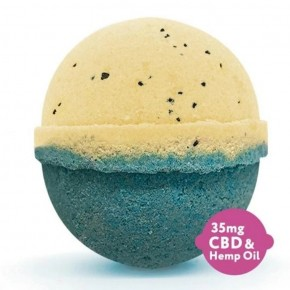 YoGrass- 5 oz CBD Bath Bomb
