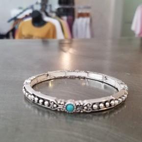 Simple Turquoise Stone stretch Bracelet