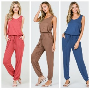 Pre-Order - THE Jumpsuit - NEW COLORS