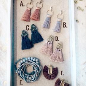 Jewelry Hodgepodge - 6 STYLES
