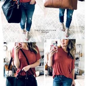 Vegan Leather Duffle Bags- 2 COLORS