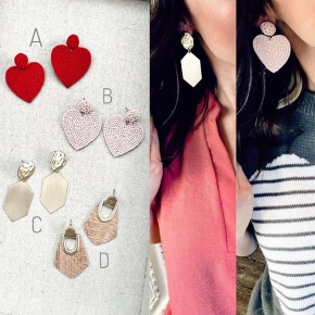 Friday's Fun Jewelry Listing- 4 Styles