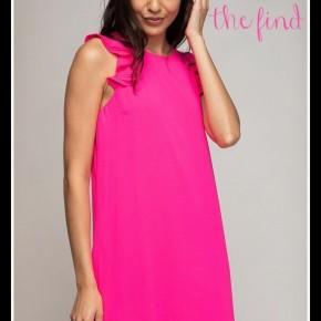 Zoe Dress in Pink