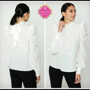 Penelope Top in White