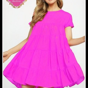 Bradley Dress in Pink