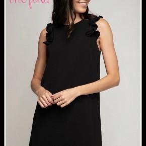 Zoe Dress in Black