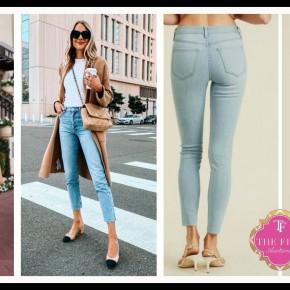 Oliver Skinny Light Jeans