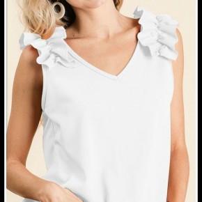 Sophia Top in White