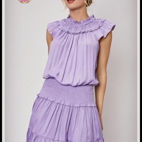 Ashton Dress in Lavender