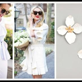 Blair Flower Earrings