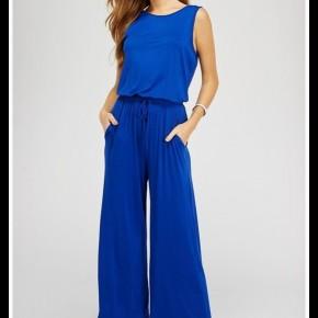 Ariana Jumpsuit in Blue