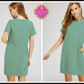 Mary Dress in Green