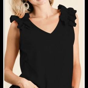 Sophia Top in Black
