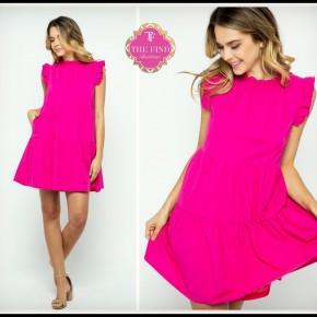 Juliet Dress in Pink