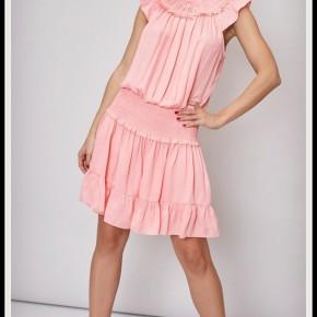 Ashton Dress in Pink