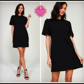 Kennedy Dress in Black