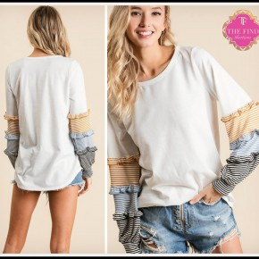 Hailey Top in White