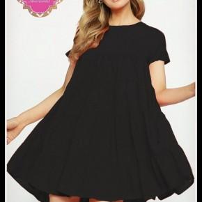 Bradley Dress in Black