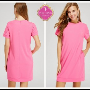 Mary Dress in Pink