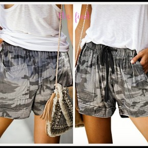 Blakely Shorts in Camo