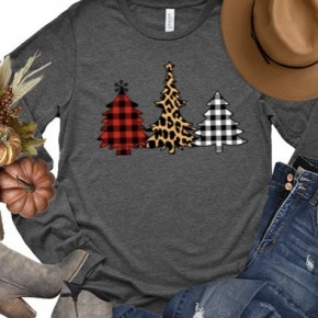 The Holiday Tree Tee