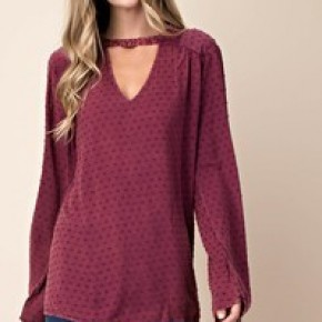 The MULLberry Dot Top