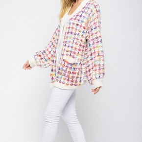 The Rainbow Cardi