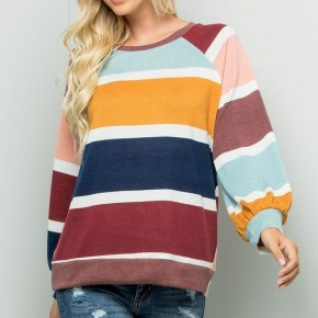 The Colorful Top