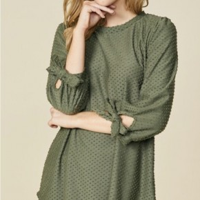 The Olive Dot Top Plus