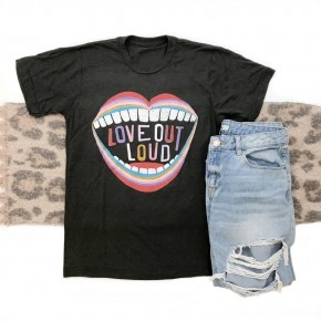 The Love Out Loud Tee