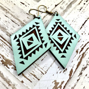 The Avondale Ocean Earring