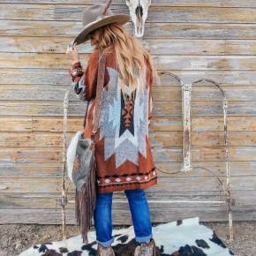 Tribal Cardi