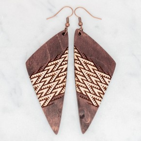 The Manoa Earring