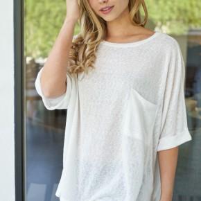 Lia Oversized Pullover