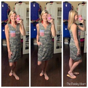 Show Your Pride Tank Dress