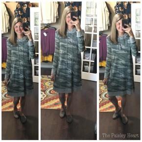 Camo Cutie Dress