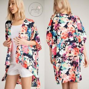 Bold Is Beautiful Kimono