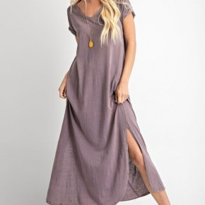 The Rica Maxi in Grape Smoke