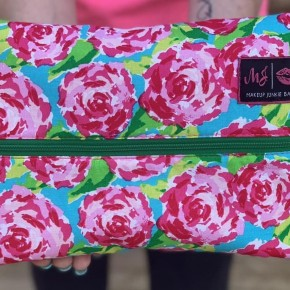Pink Roses MJ Bags-4 Sizes